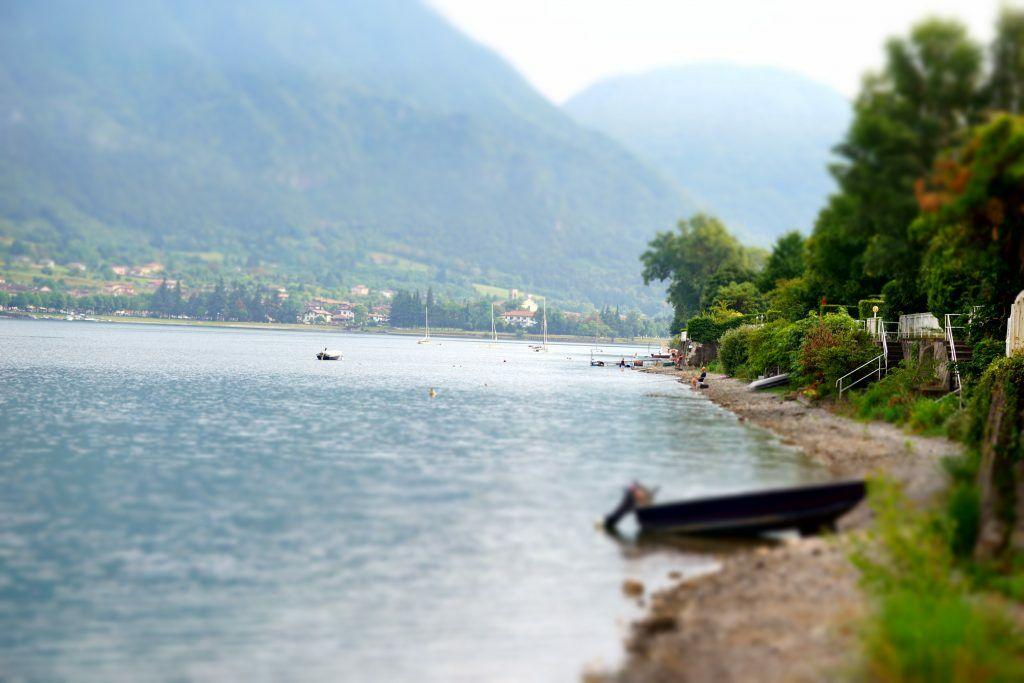 Einen Urlaub an den italienischen Seen genießen