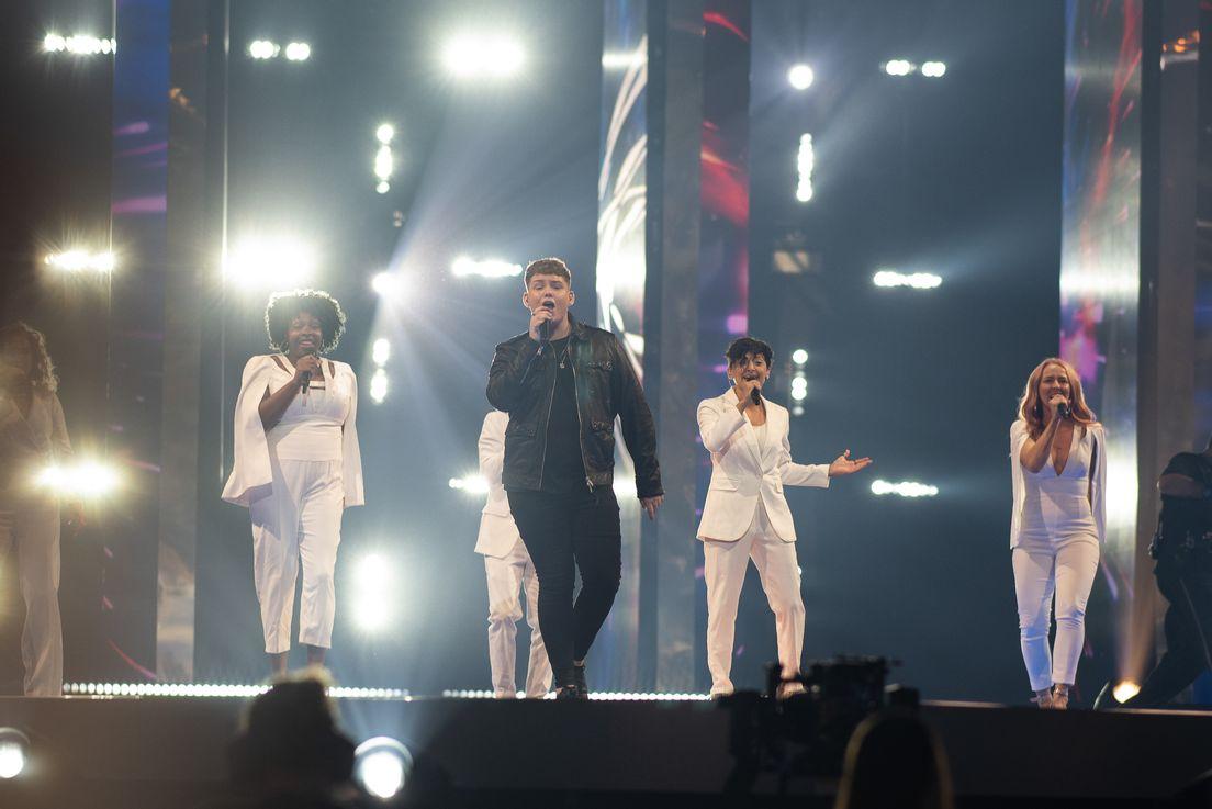 Евровидение Великобритания 2019