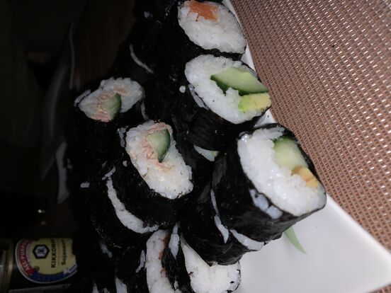Sushi time 🍣