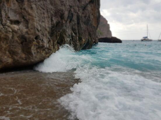 Mallorca- Calla sa Calobra