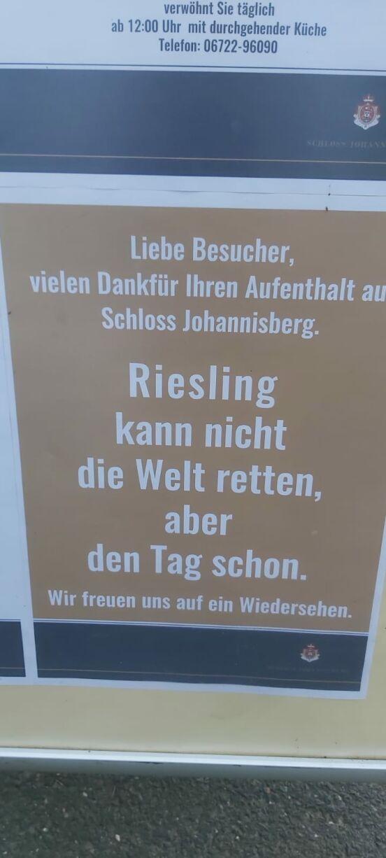 sevenpics presents - Weinzeit Riesling aus Rhein