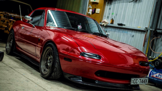 The Mazda mx-5 NA is my dreamcar. Tell me what's your's?