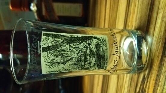 Этому стаканчику из Майнца в этом году было 20 лет!