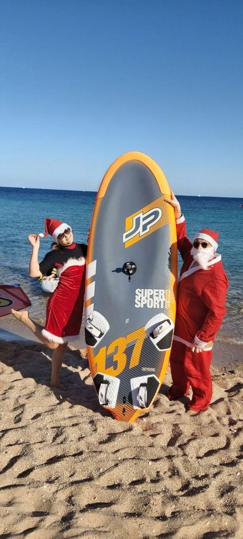 Новый Год - Египет - Сёрфинг