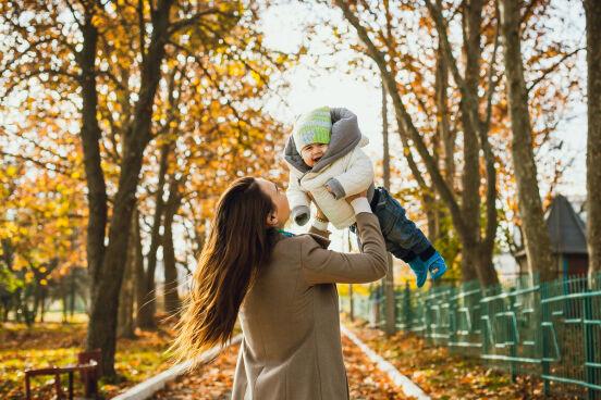 Красивой и радостной осени вам :)