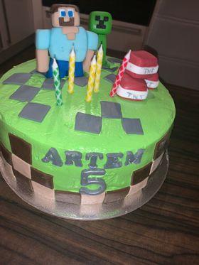 Birthday cake 🎂