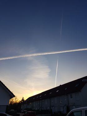 Рисунки на небе