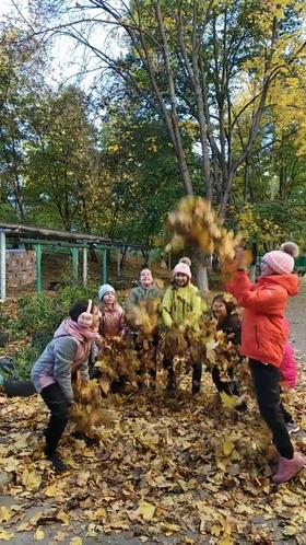 Осенние радости