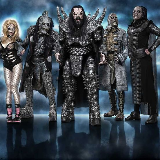sevenpics presents - Lordi- Hard Rock