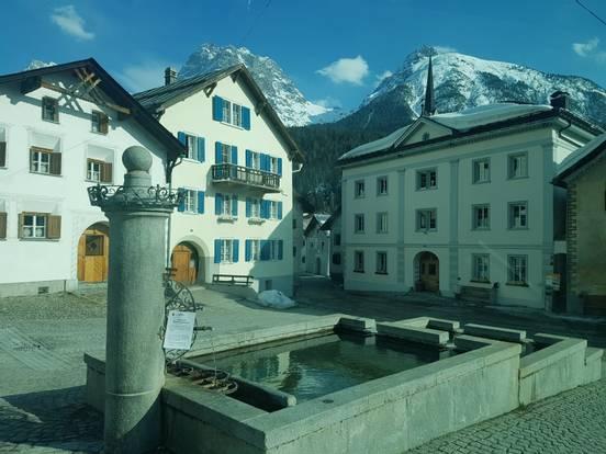 sevenpics presents -  Курорт Скуоль (Scuol), Швейцария