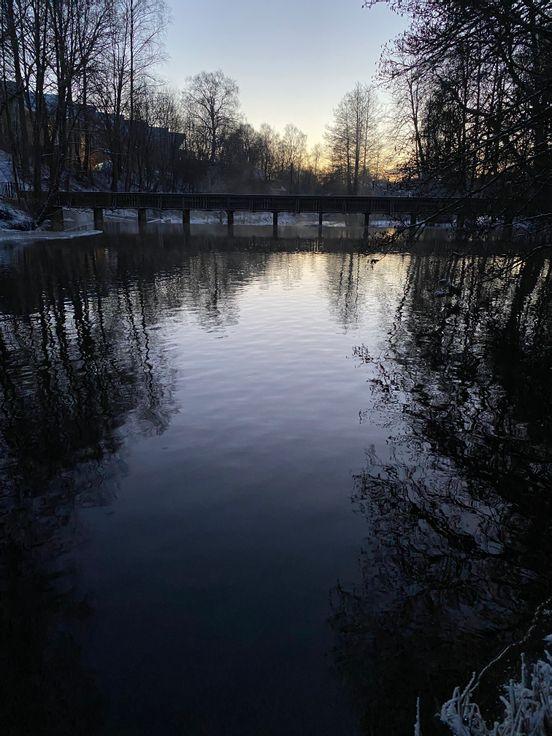sevenpics presents - Winter weekend walk