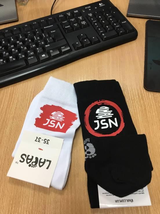 sevenpics presents - JSN носочки 🧦