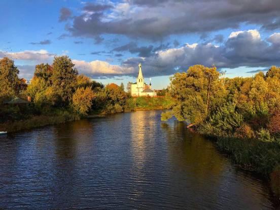 sevenpics presents - Осенью всё взрывается своей последней красотой, будто природа копила её весь год