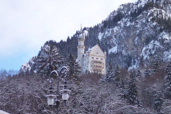 sevenpics presents - Neuschwanstein