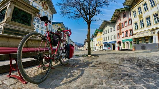 sevenpics presents - Mountain bike weekend in Bad Tölz