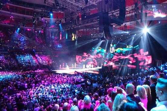 sevenpics presents - Кто представит Великобританию на Евровидение 2016 ?