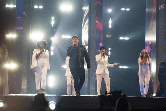 sevenpics presents - Евровидение Великобритания 2019
