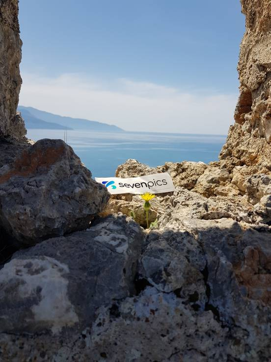 sevenpics presents - Путешествие с Seven Pics по острову Гемилер, Турция