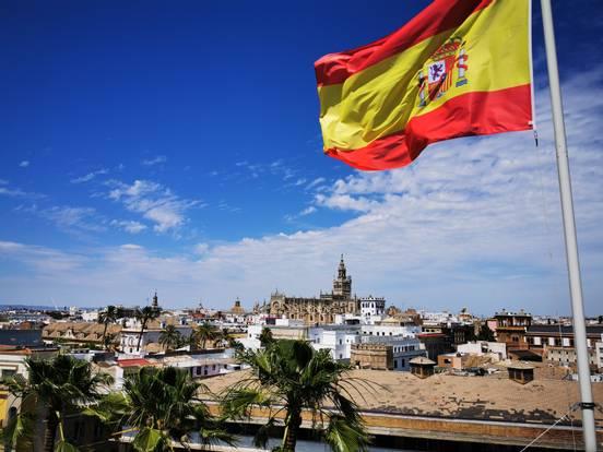 sevenpics presents - Дебют Испании на Евровидение