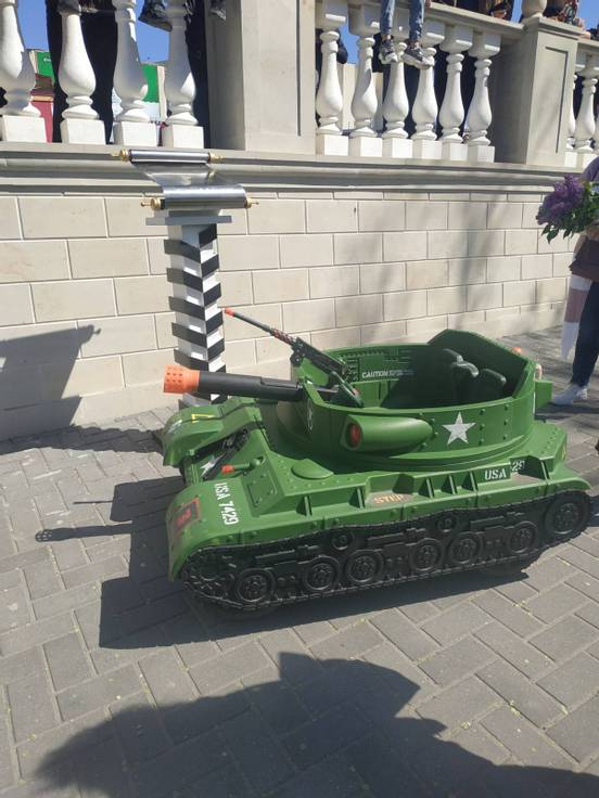 sevenpics presents - 9 мая Тирасполь