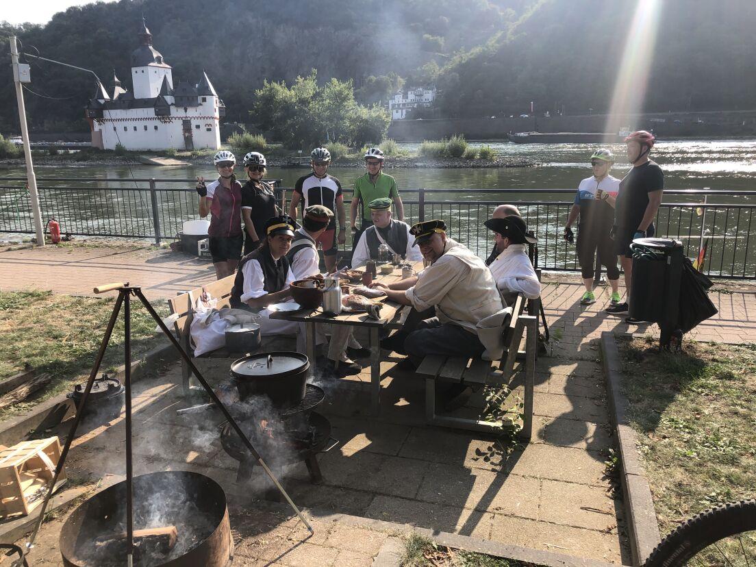 Kaub am Rhein