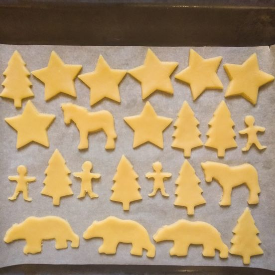 sevenpics presents - Рождественское печенье от дочки 😊