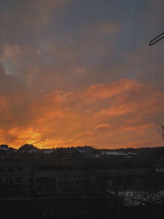 sevenpics presents - 📍Львов. А какие закаты солнца у вас  ?