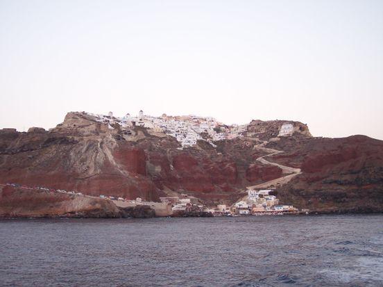sevenpics presents - Santorini. Oia.