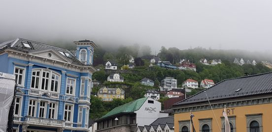 sevenpics presents - Bergen Stadt in Norwegen