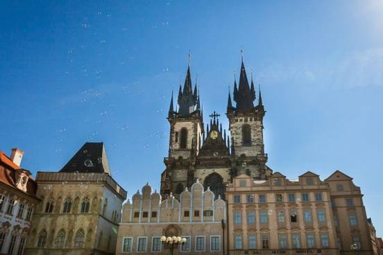 sevenpics presents - Солнечная Прага