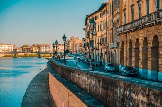 sevenpics presents - Visit Pisa