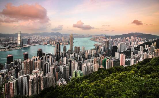 sevenpics presents - Гонконг