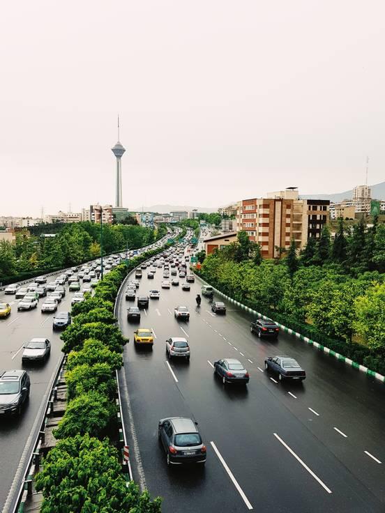 sevenpics presents - Iran