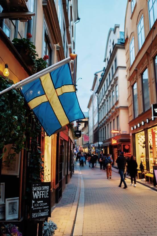 sevenpics presents - Швеция на конкурсе Евровидение