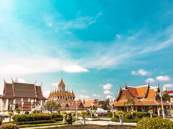 sevenpics presents - Бангкок