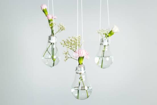 sevenpics presents - Kreative Vase zum Selbermachen