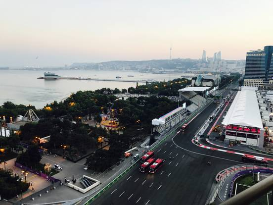 sevenpics presents - Баку