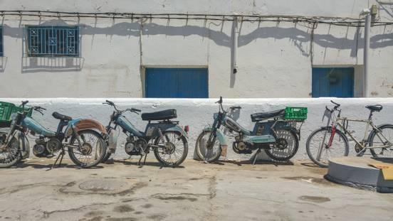 sevenpics presents - Відвідайте історичні визначні пам'ятки Джерби, Туніс
