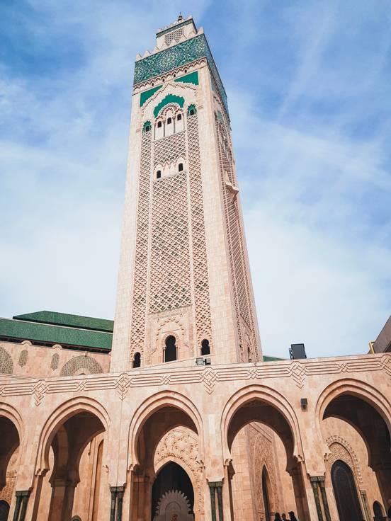 sevenpics presents - Причини відвідати Касабланку