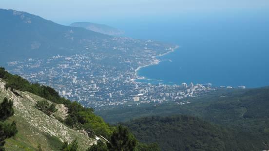 sevenpics presents - Yalta – From Ancient Greece To Modern  (1/2)