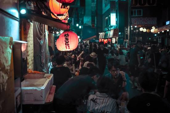 sevenpics presents - Entertainment and Nightlife in Japan