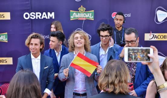 sevenpics presents - Евровидение Испания 2017