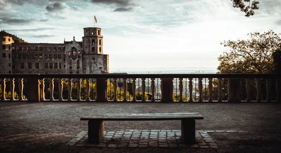 sevenpics presents - Stroll along the River Neckar & Alte Brucke