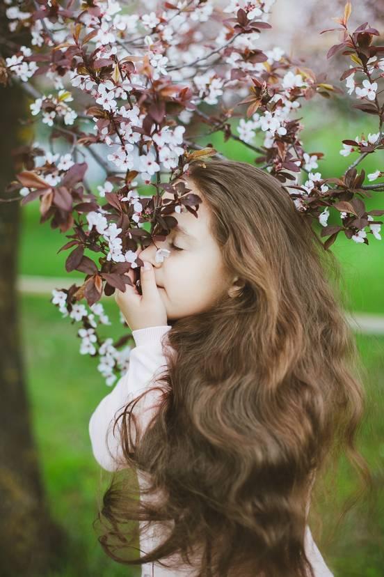 sevenpics presents - Она сама как настоящая весна.. :)
