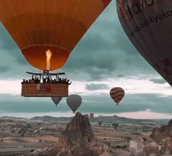 sevenpics presents - My trip to Cappadocia