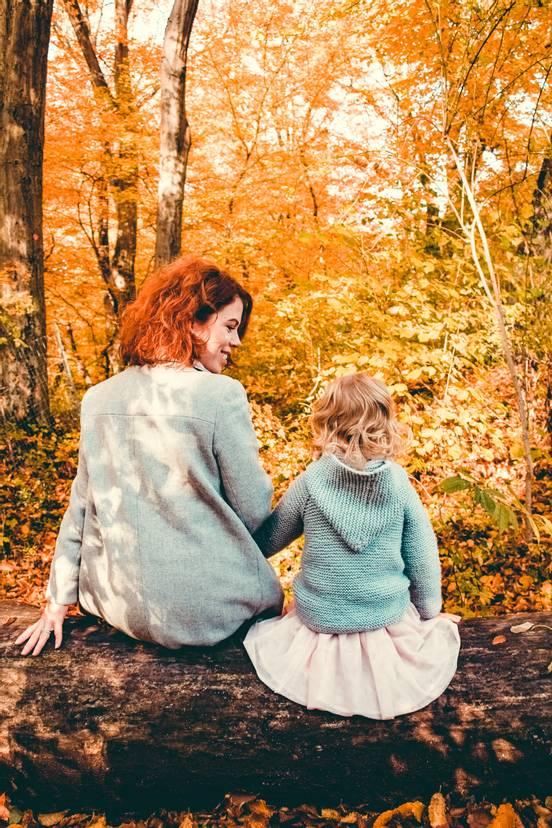 sevenpics presents - Осень - это « Мама, пошли собирать каштаны» или «Ооо, лужи!»