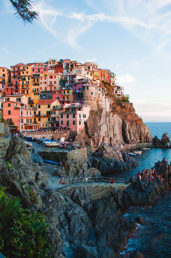 sevenpics presents - Italy