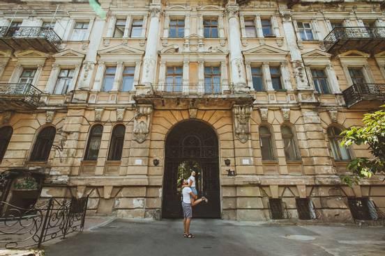 sevenpics presents - Одесса