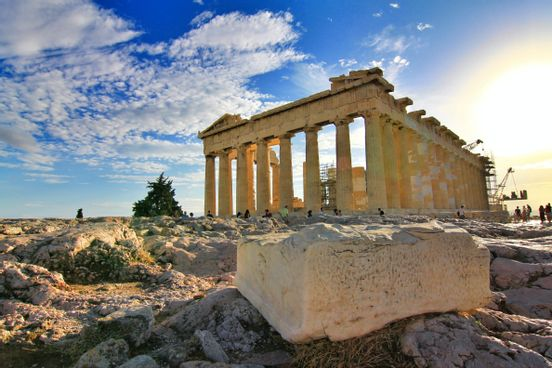 sevenpics presents - Основні історичні визначні пам'ятки Афін