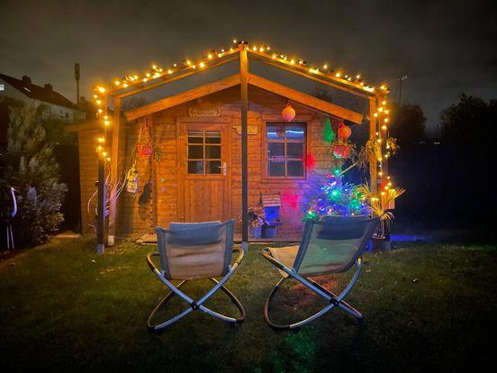 sevenpics presents - Weihnachtliche Sauna